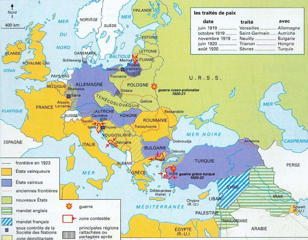 europe-1923