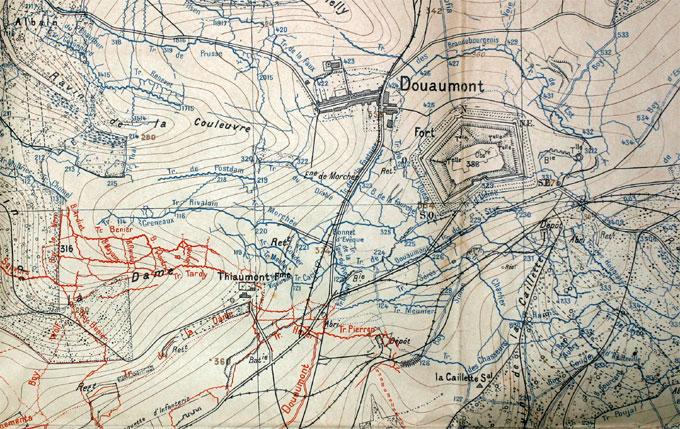 La Bataille de Verdun avril  verdun-douamont1