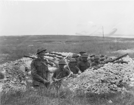 Bataille de Hamel 4 juillet 1918 bataille-de-hamel-wiki-1