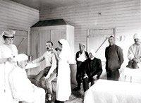 De l'Enfer au Paradis, les hôpitaux de l'arrière en 1916 hopitaux-arriere-1916