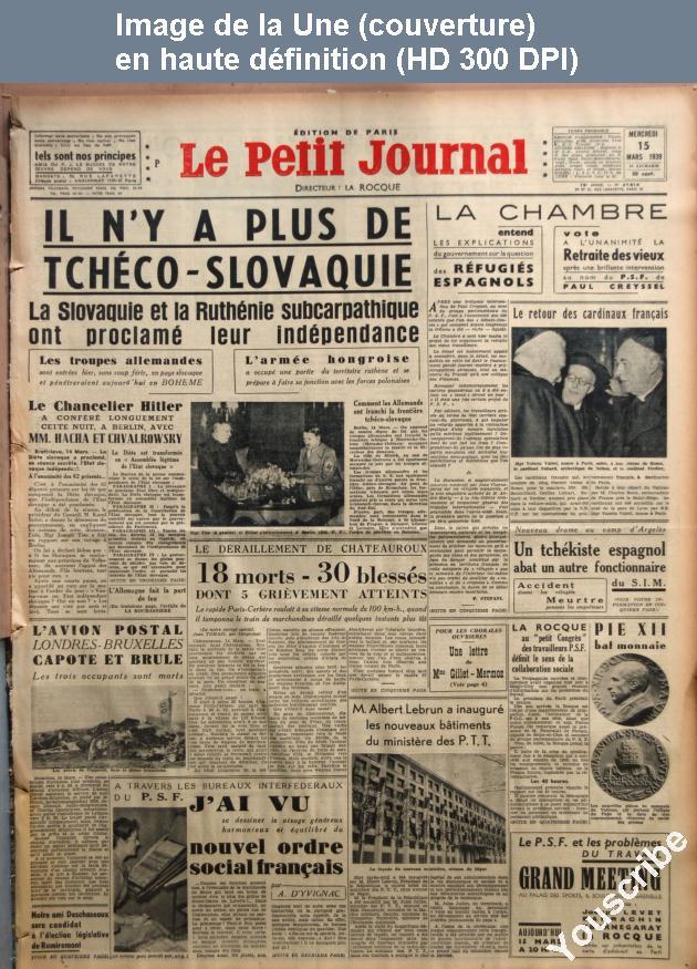 le-petit-journal_il-ny-a-plus-de-tchecoslovaquie