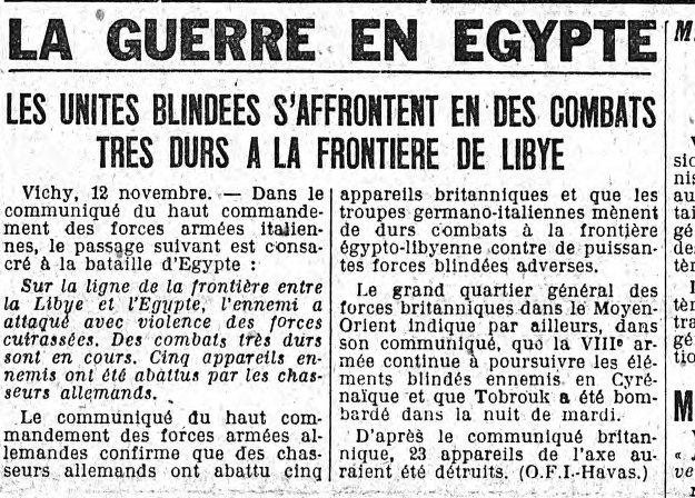 La ville Tobrouk en Libye est reprise aux Allemands par la Grande-Bretagne export-60