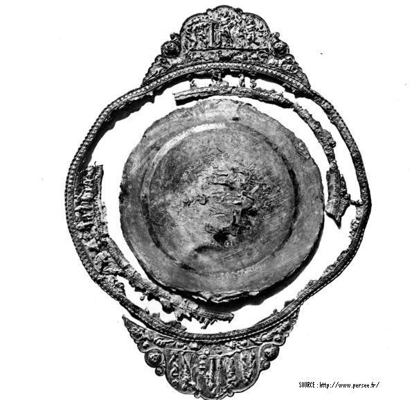 La patère de Bizerte  - Paul Gauckler - 1895 patere-de-bizerte